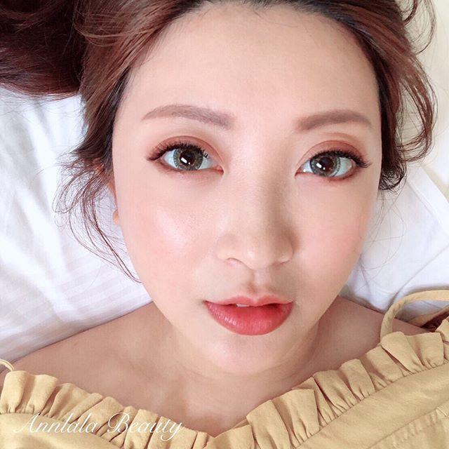 ㅤㅤㅤㅤㅤㅤㅤㅤㅤ 感謝美女客人回傳美照💕 美女眉毛回來補色再做唇 而且還常常