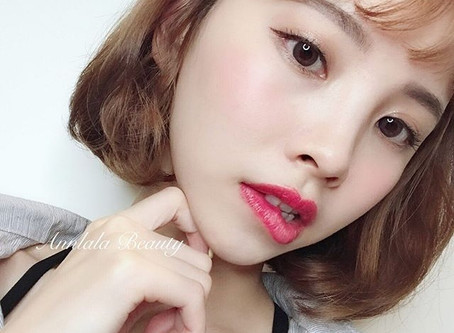[紋繡]小編來解密!關於繡唇那些你可能還沒注意到的事