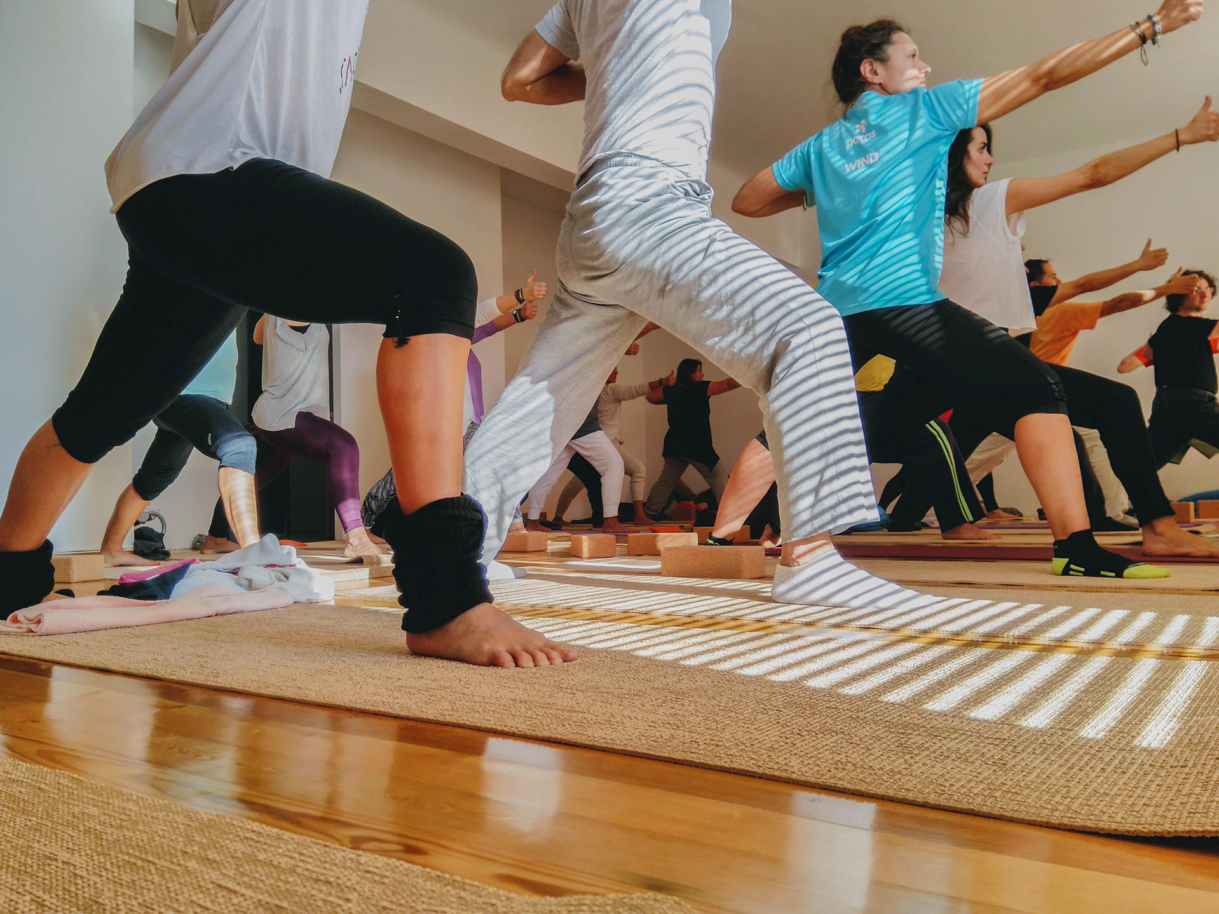 Hatha Yoga Sankalpa Yoga