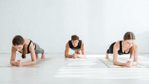 Πυρήνας του σώματος και yoga