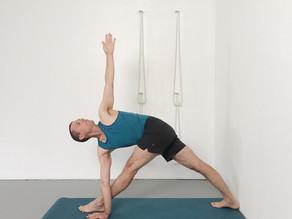 Περιστροφές και Yoga