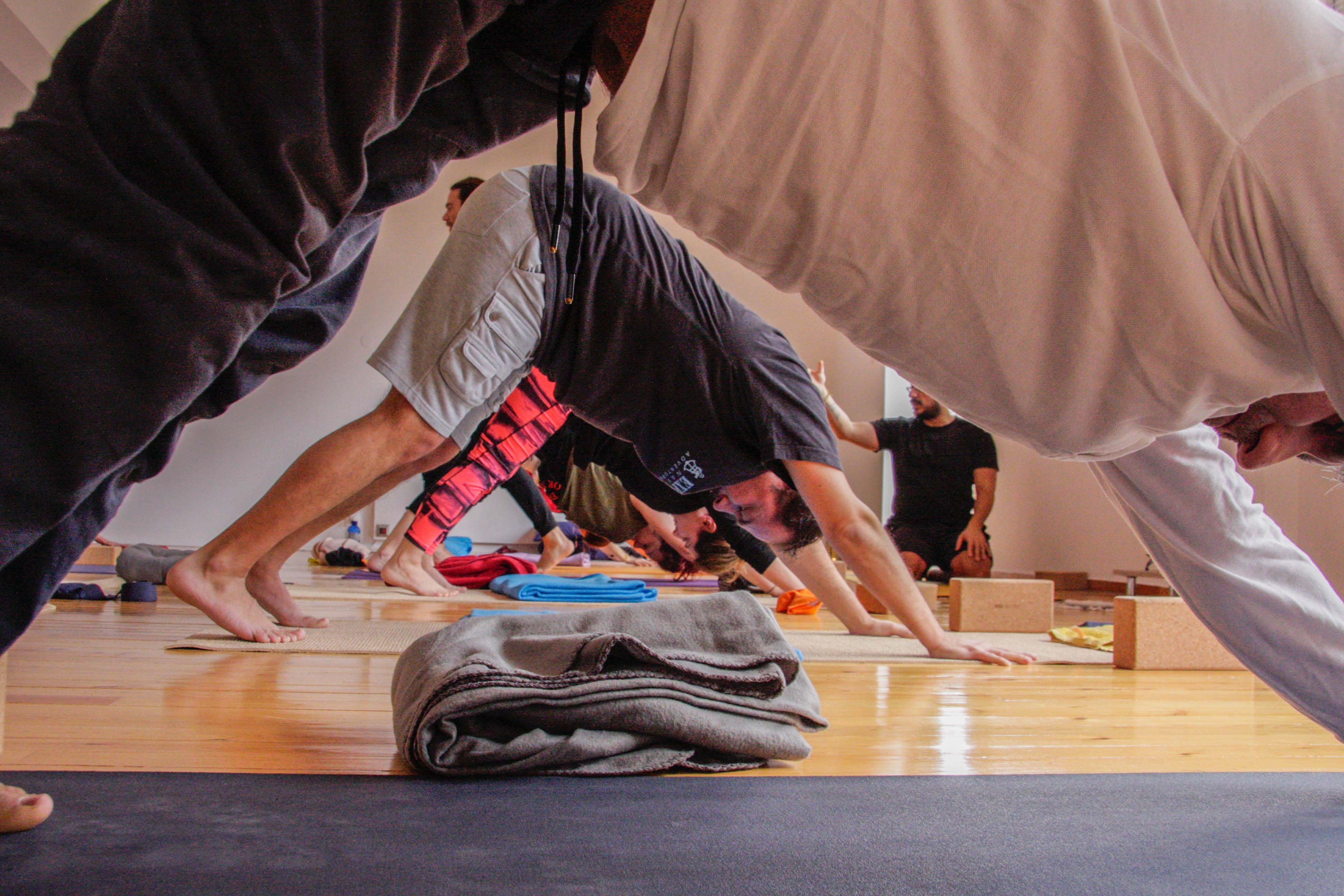 Sankalpa Hatha Yoga