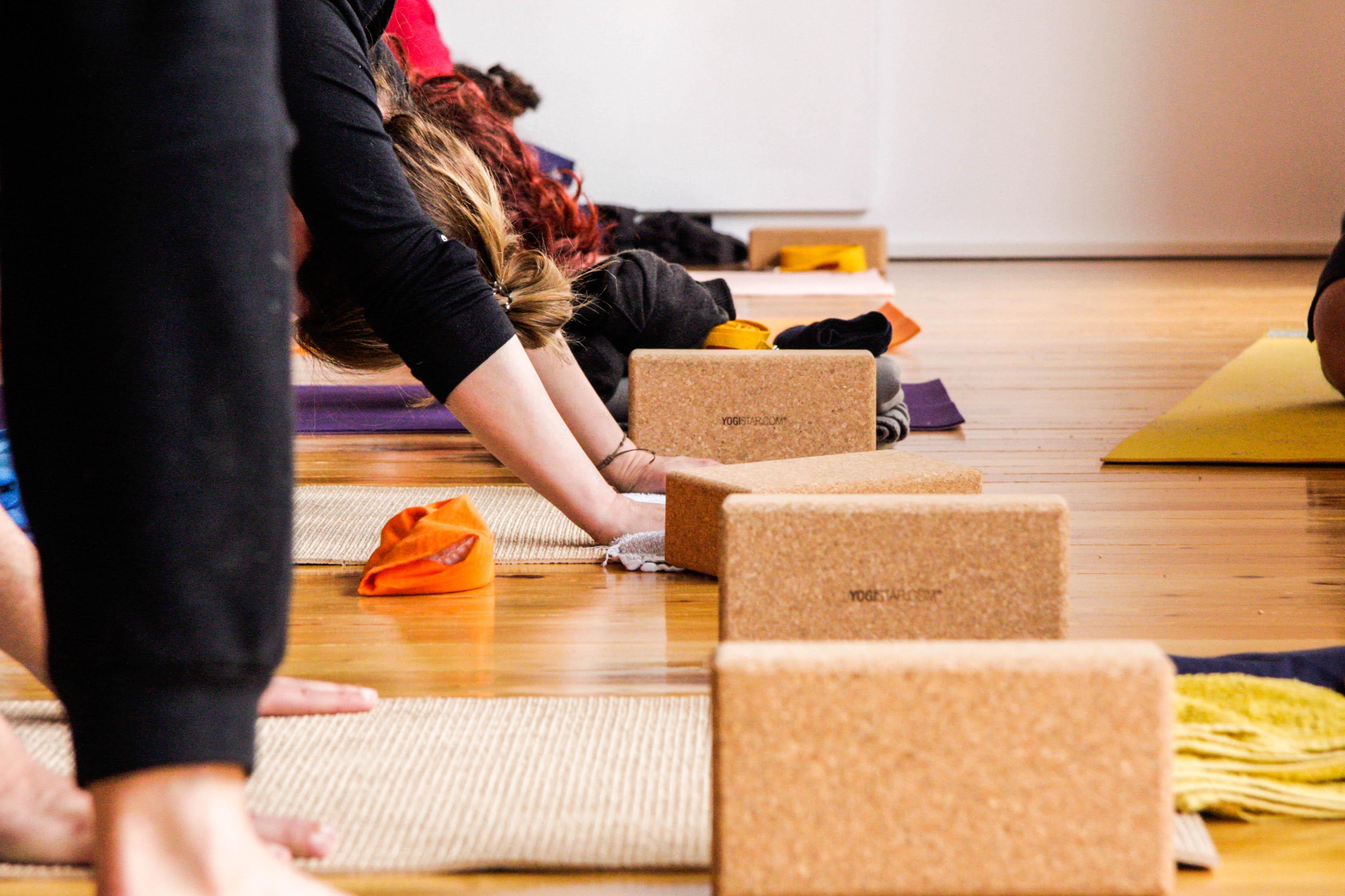 Sankalpa Yoga Center Gentle Flow