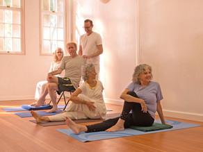 Ενας δάσκαλος yoga με ατέλειες