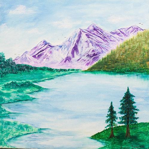 Serenity ( Purple Mountain)