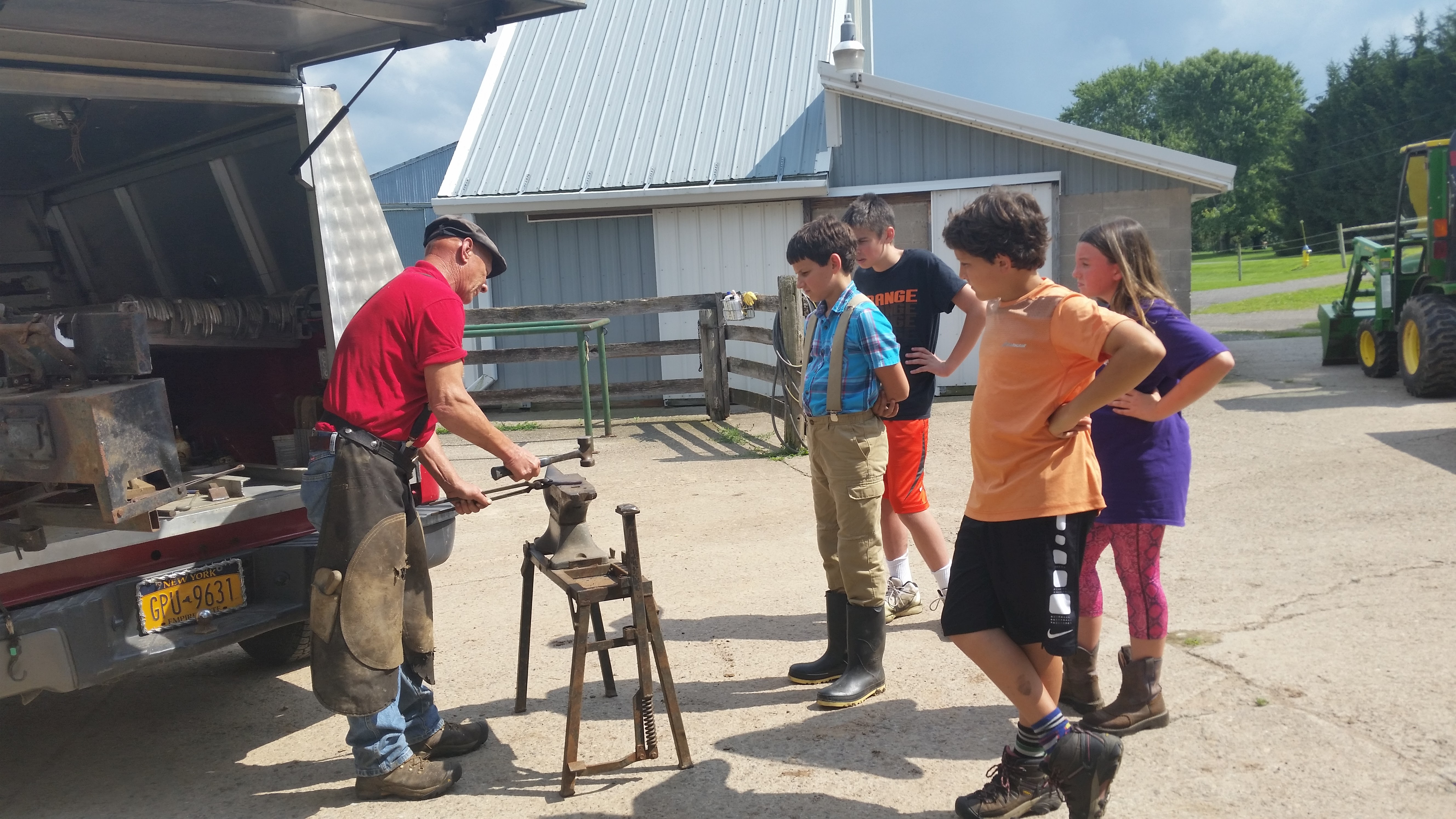 farrier watch