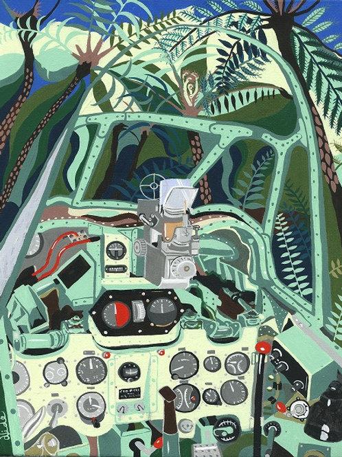 コックピット/ Cockpit