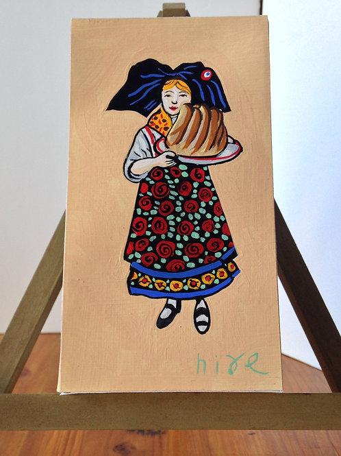 アルザスの娘/ Fille d'Alsace