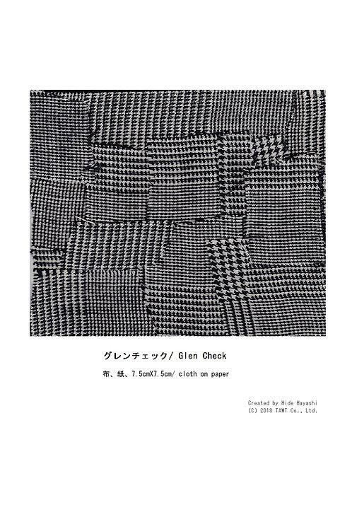 グレン・チェック/ Glen Check