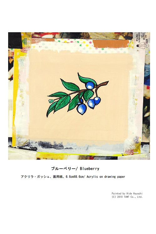 ブルーベリー/ Blueberry