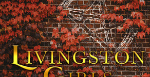 Cover Reveal: Livingston Girls by Briana Morgan