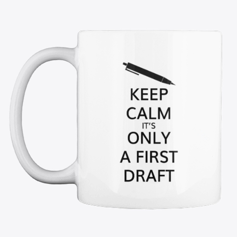 FirstDraftMug