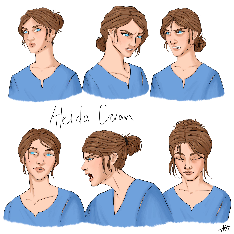 Aleida Expressions