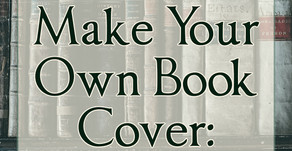 How to Make Your Own Book Cover (And Should You?)
