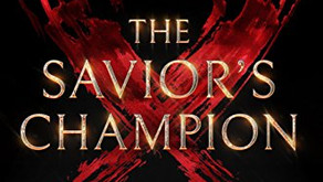 Book Review: The Savior's Champion by Jenna Moreci