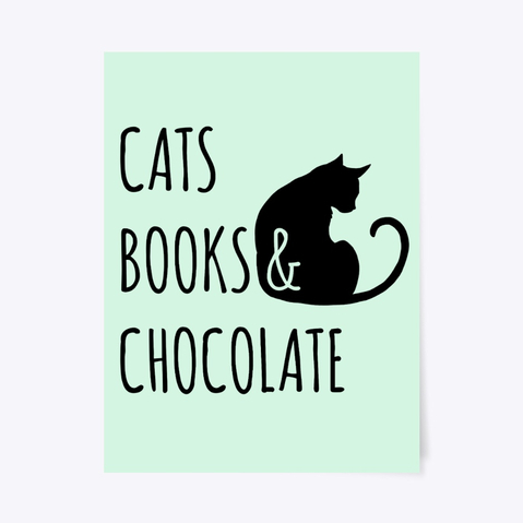 BooksChocolate_cats