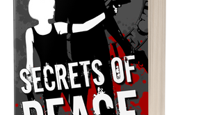 Secrets of PEACE Release Date, Cover Reveal, and Other News