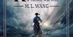 Book Review: The Sword of Kaigen by M. L. Wang