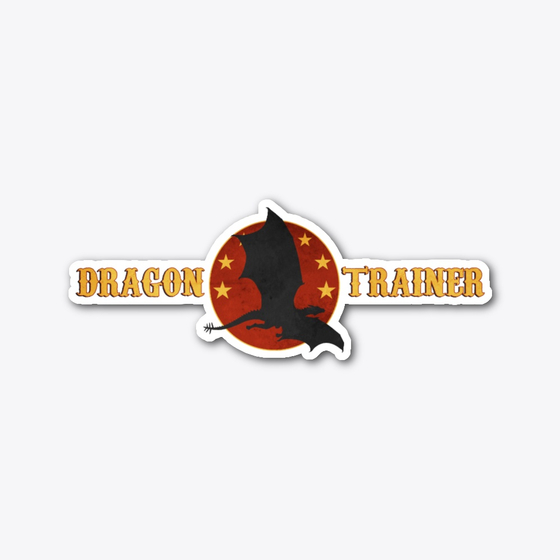 DragonTrainerSticker
