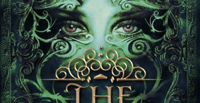 Book Review: The Vine Eater by Carol Beth Anderson
