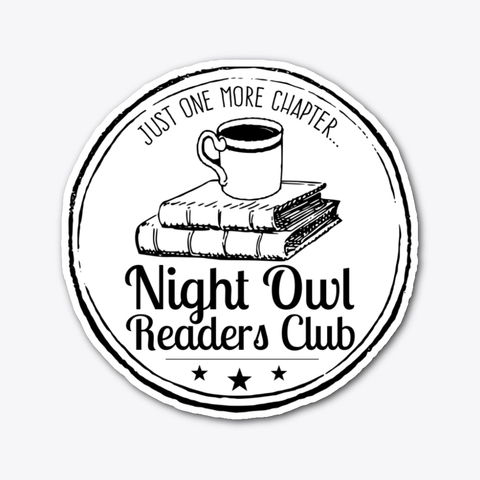 NightOwlReadersSticker