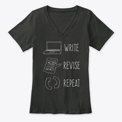 WriteReviseRepeatShirt