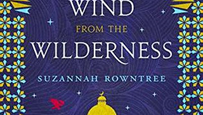 Book Review: A Wind from the Wilderness by Suzannah Rowntree