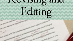 How I Came to Love Revising and Editing
