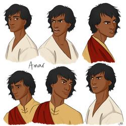 Amar Expressions