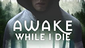 Book Review: Awake While I Die by K. E. Woodruff