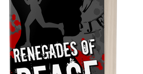 Renegades of PEACE Cover & Blurb Reveal