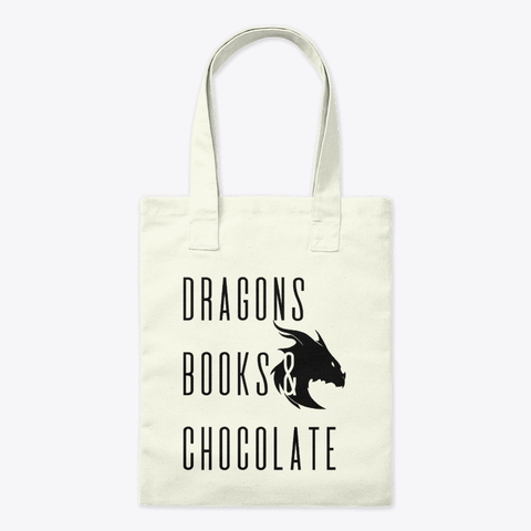 BooksChocolate_dragons