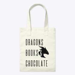 BooksChocolate_dragons