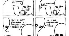 How I Deal With Writing Setbacks