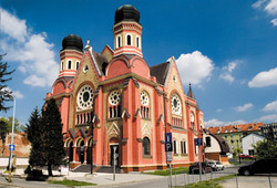 Zalaegerszeg Synagog
