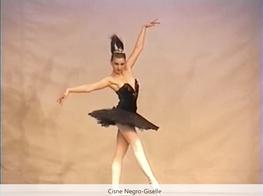 Giselle Anne at Black Swan