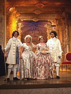 Marquise Early Music Ensemble | Venetian Baroque Christmas