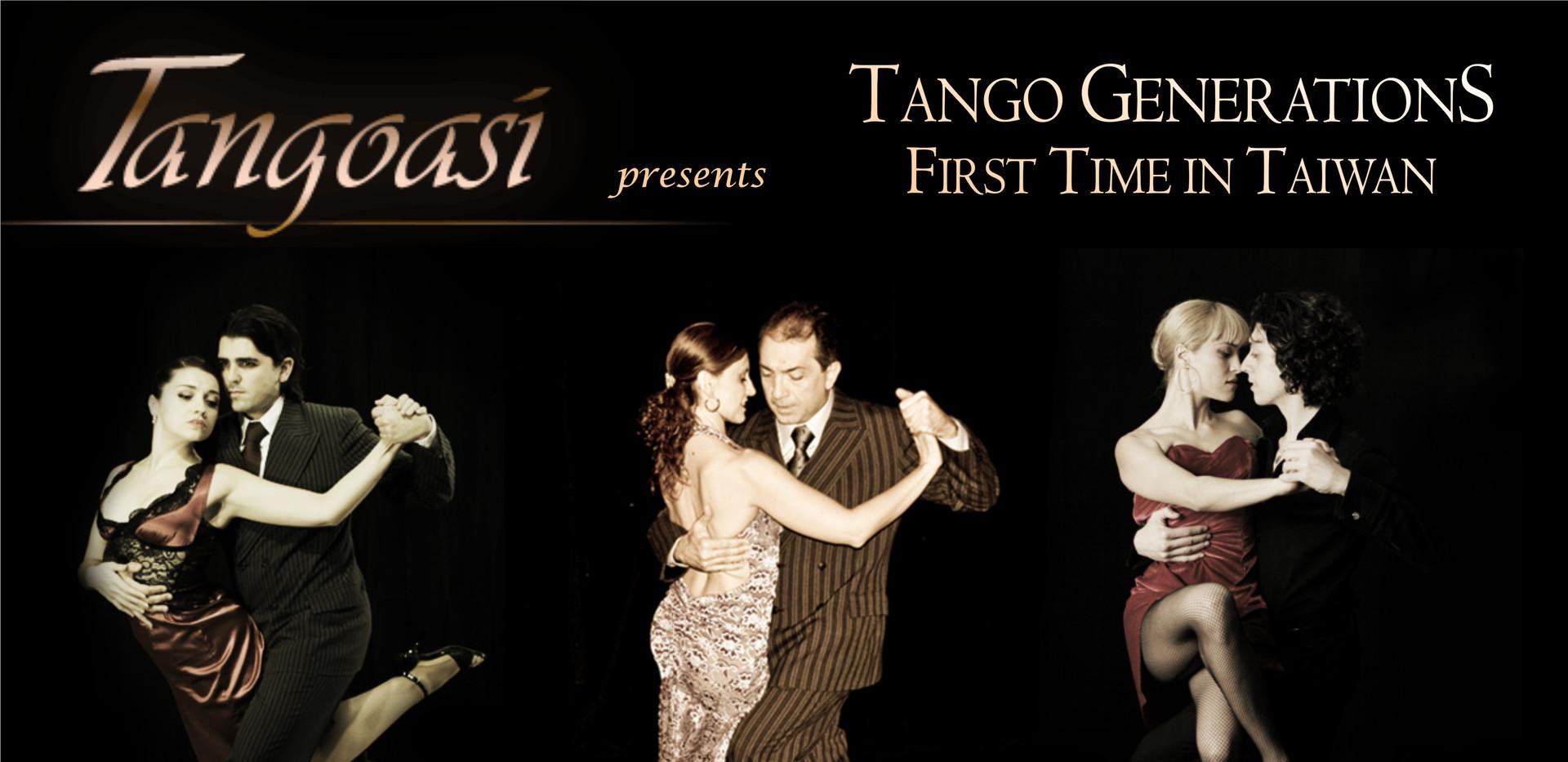 Taiwan Tango Generation