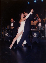 Giselle Anne & Guillermo Merlo 1988