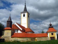 St Mary of the snow church