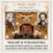 conducting 2019 Mozart Csajkovszkij musi