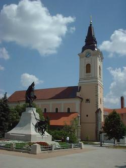 Barátok Church