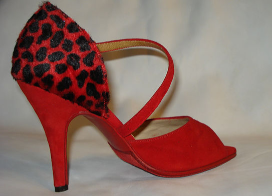 G&G Woman Red Print