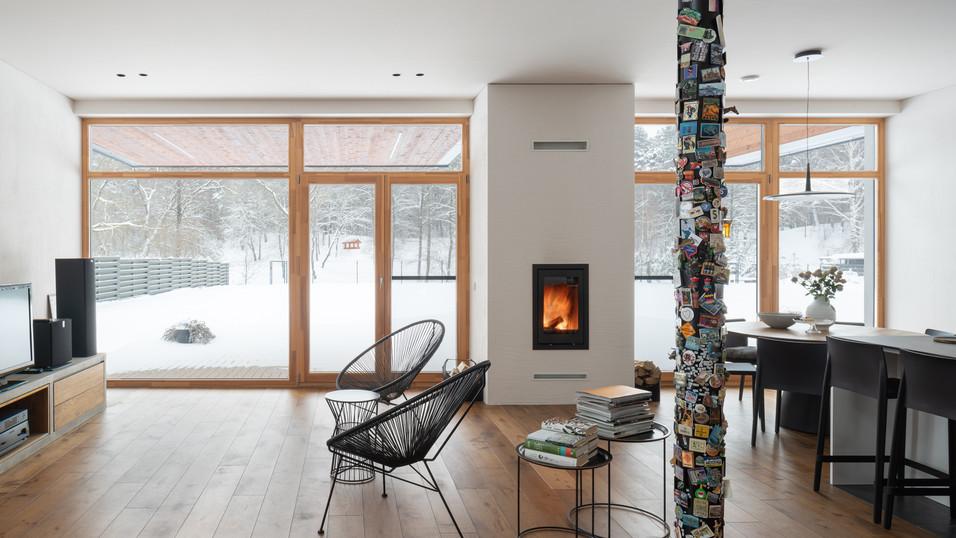 Warm Interior
