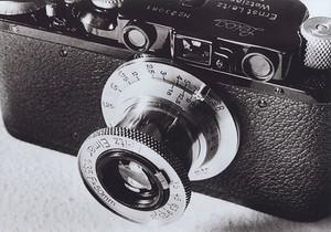 20.21 Die geliehene Leica 23981 von Lina Lengefeld, meine Freundin, eine Genossin
