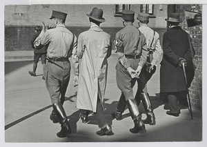 19.06 SA und Gestapo sorgen für Ruhe und Ordnung im Arbeiterviertel (Hann.-Linden)
