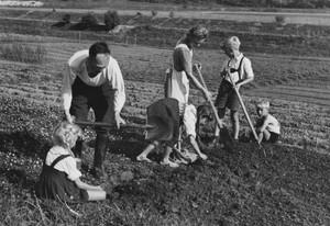 42. Familie Moll aus Straßberg, 300 qm Land aus Bodenreform