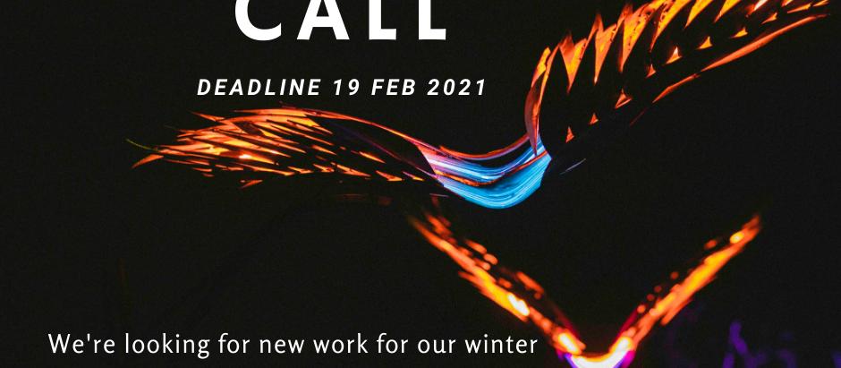 Artists Call 2021