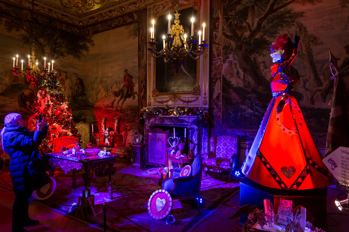 Alice in the Palace, Blenheim Palace 2019