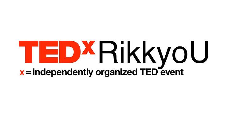 TEDxRikkyoU       -TO 2021-